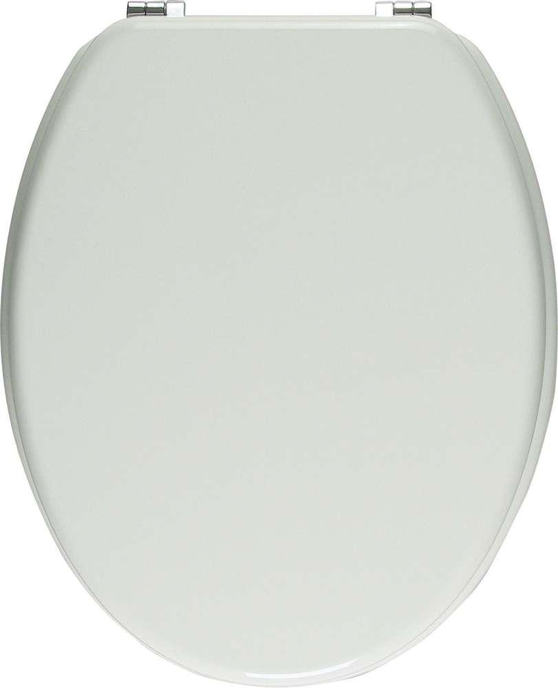 Ordentlich Sanitop-Wingenroth WC-Sitz Venezia Weiß Holzkern Absenkautomatik GG91