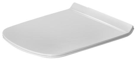 duravit wc sitz serie durastyle verl ngert edelstahl scharniere. Black Bedroom Furniture Sets. Home Design Ideas