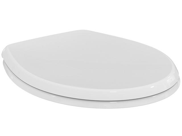 ideal standard serie eurovit wc sitz edelstahl. Black Bedroom Furniture Sets. Home Design Ideas